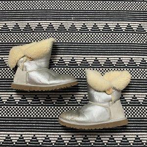 UGG Metallic Boots